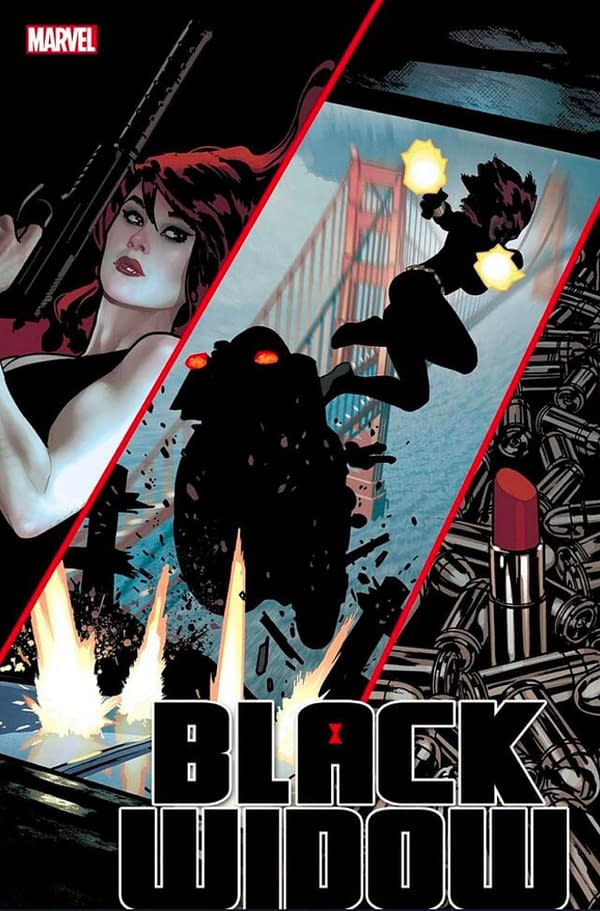 Black Widow #2 Will Change Natasha Forever Says Kelly Thompson. Credit: Marvel Comics