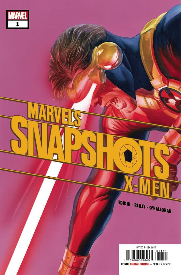 Marvel Snapshots: X-Men [XH]