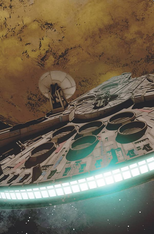 IDW to Publish Greg Rucka's Star Wars: Smugglers' Run as a Comic