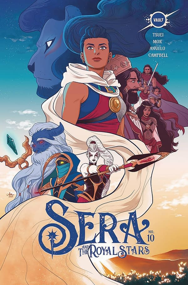 Vault Reschedules Sera & The Royal Stars, Heist How To Steal A Planet