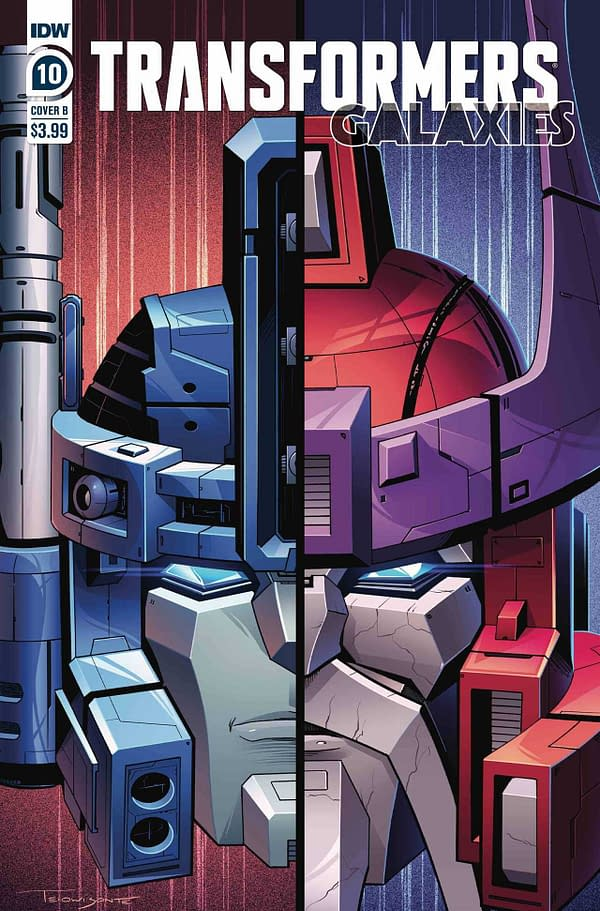 Transformers: Galaxies #10 Review: A Fresh Start