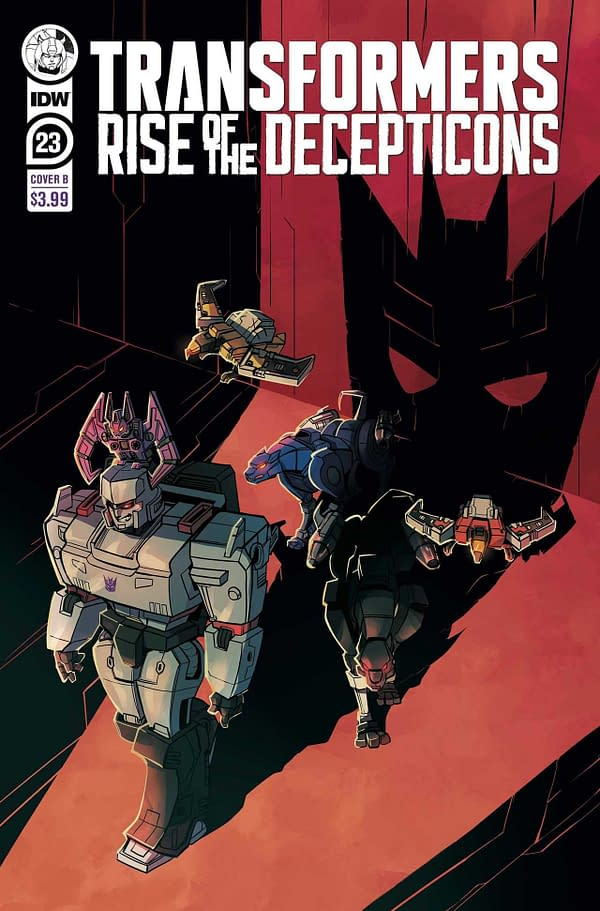 Transformers #23 Review: Optimus Prime Stands Around