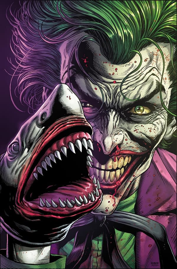 Confirmed: Three Jokers #1 Gets A Second Print - and a 1:25 Variant