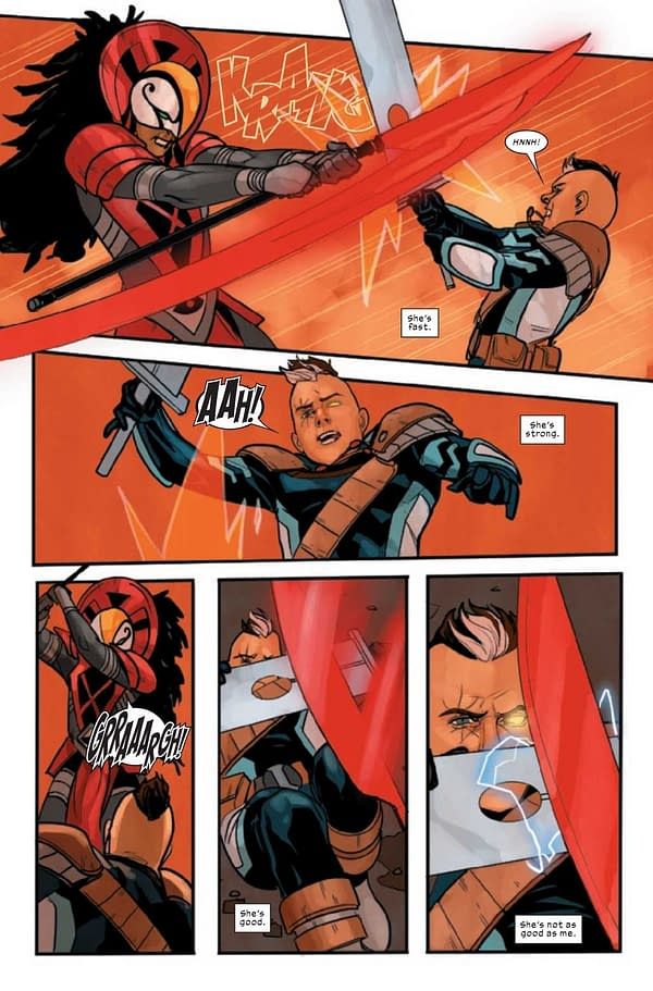 A preview page from Cable #6