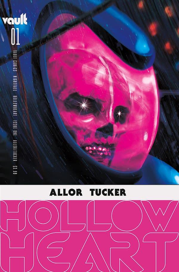 Paul Allor, Paul Tucker Create New Queer Horror Comic, Hollow Heart