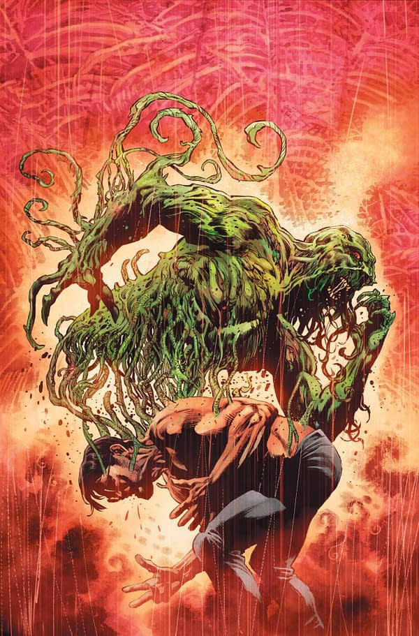 First Announced DC Comics Launch After Future State - Swamp Thing #1