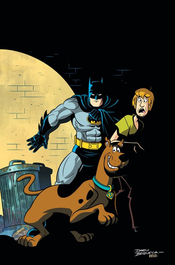DC Comics To Publish Batman & Scooby-Doo Mysteries #1 in March