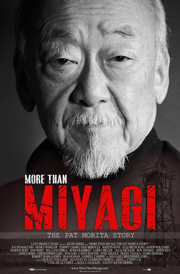 More Than Miyagi: The Pat Morita Story Chronicles Actor's Life