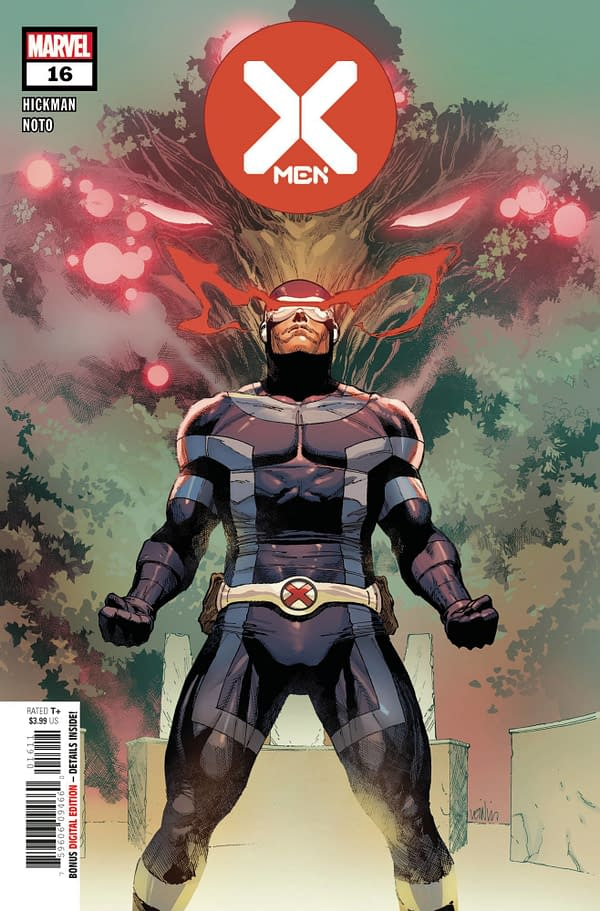 The cover to X-Men #16