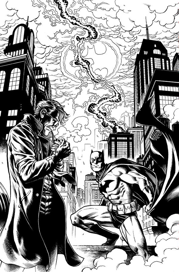 DC Comics Publishes Fornite Batman Comic
