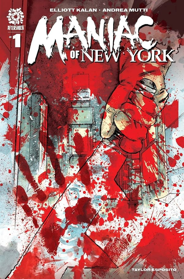 PrintWatch: Maniac Of New York #1 and Invincible #1 Get new Printings