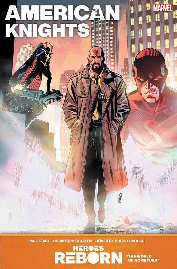 Four More Heroes Reborn Titles From Marvel Comics For June