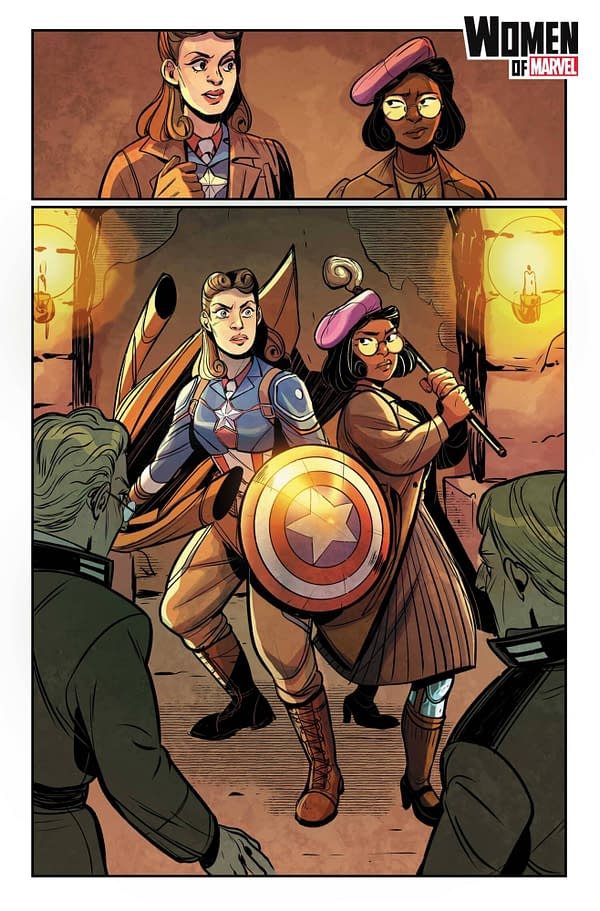 Women of Marvel One-Shot To Give Marvel's Female Heroes The Spotlight