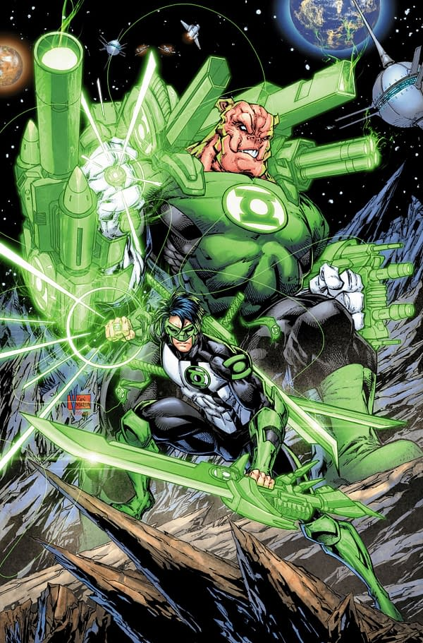 Creator Details For DC Round Robin Announced Along With 8 Contenders
