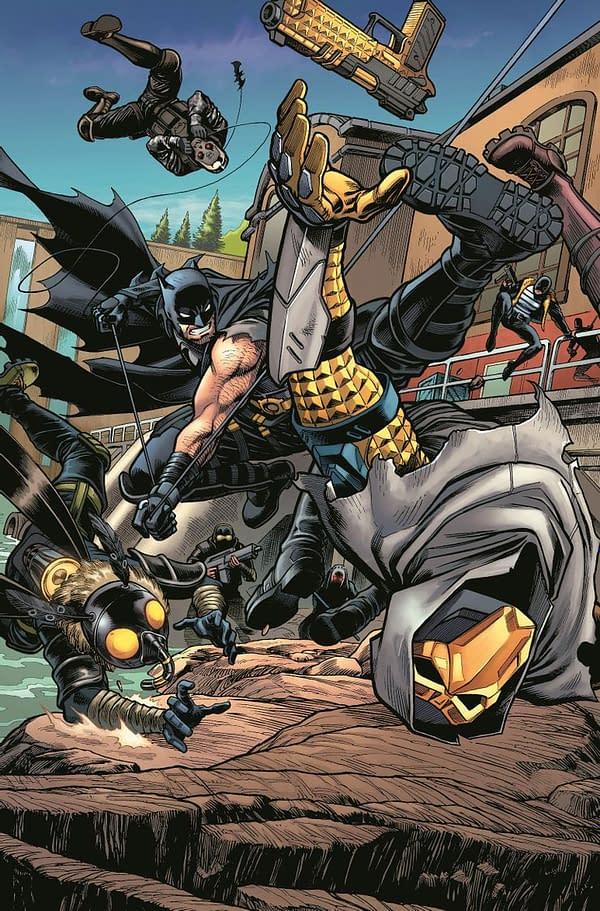 Explaining Batman Vs Snake Eyes in DC Fortnite Comic (Spoilers)