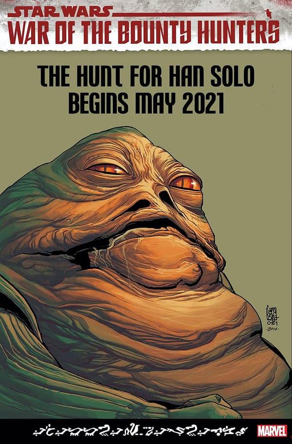 Marvel Comics' Star Wars: War Of The Bounty Hunters