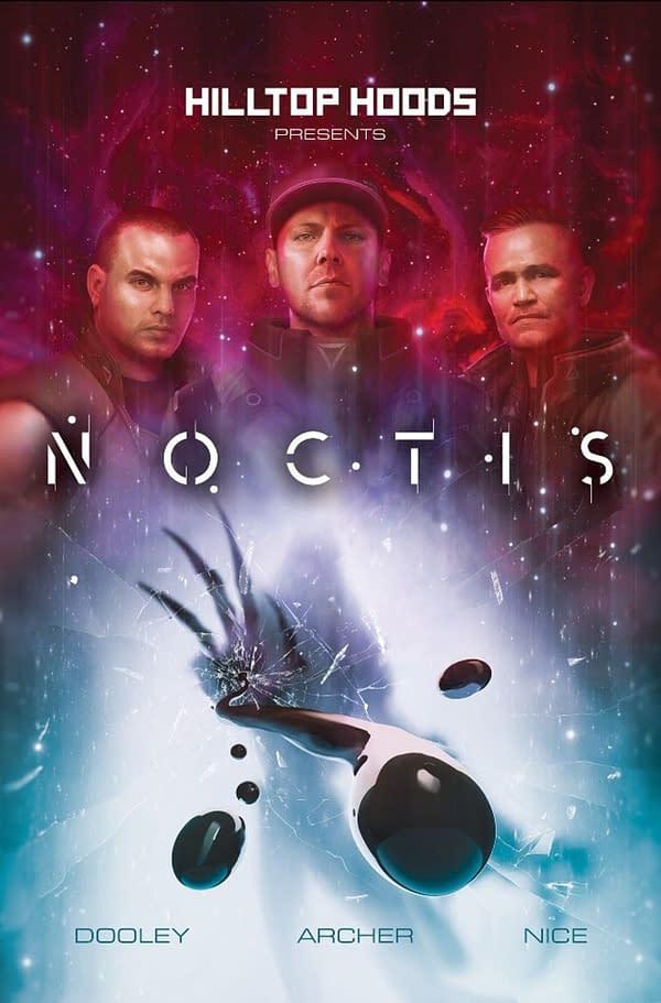 Noctis: Australian Hip Hop Band Hilltop Hoods Debut their First Comic