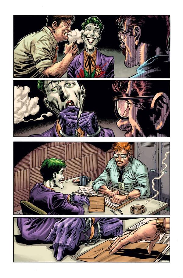 Matthew Rosenberg Writes The Joker Presents: A Puzzlebox From DC