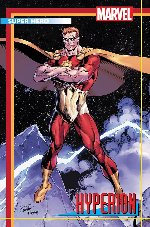 Cover image for HEROES REBORN #2 (OF 7) BAGLEY TRADING CARD VAR