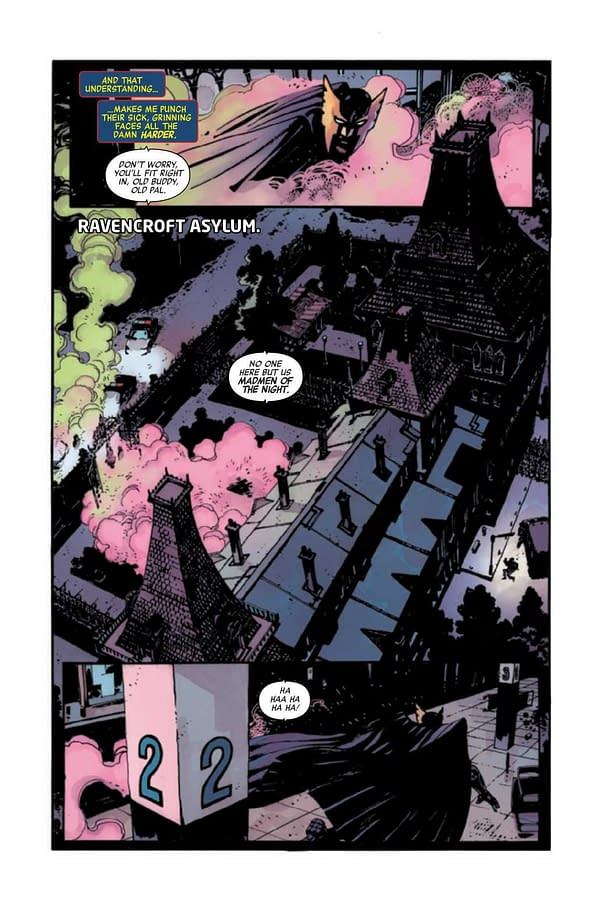 Interior preview page from HEROES REBORN #5 (OF 7)