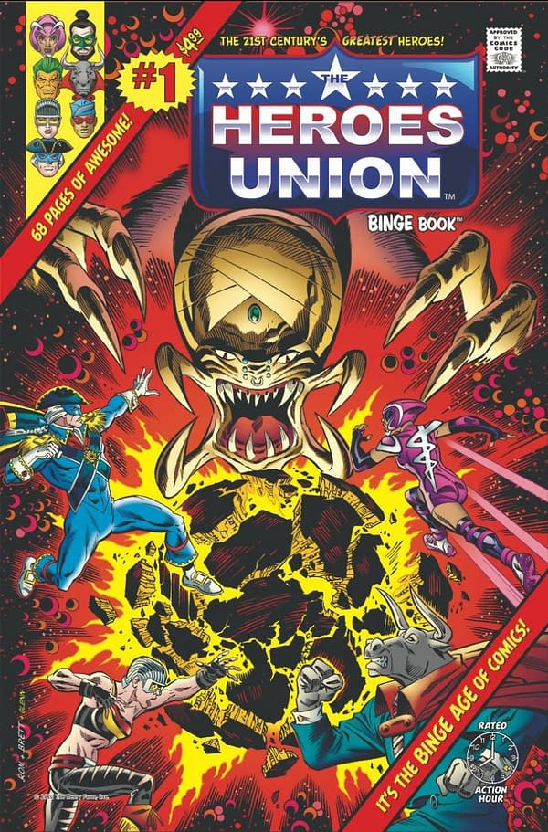 The Heroes Union #1