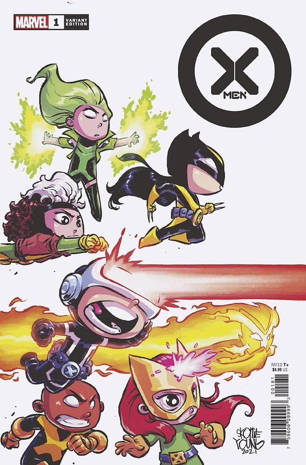 Fight Girls #1 Vs X-Men #1 - Thank FOC It's Friday, 11th June 2021