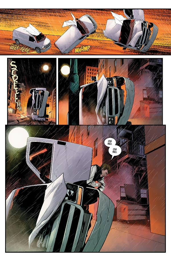 Interior preview page from MOON KNIGHT #1