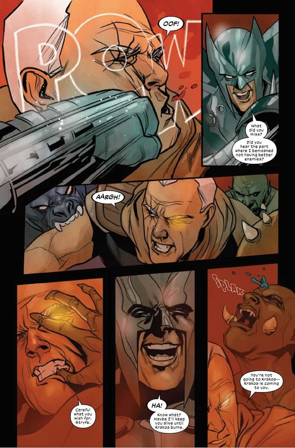 Interior preview page from CABLE #12