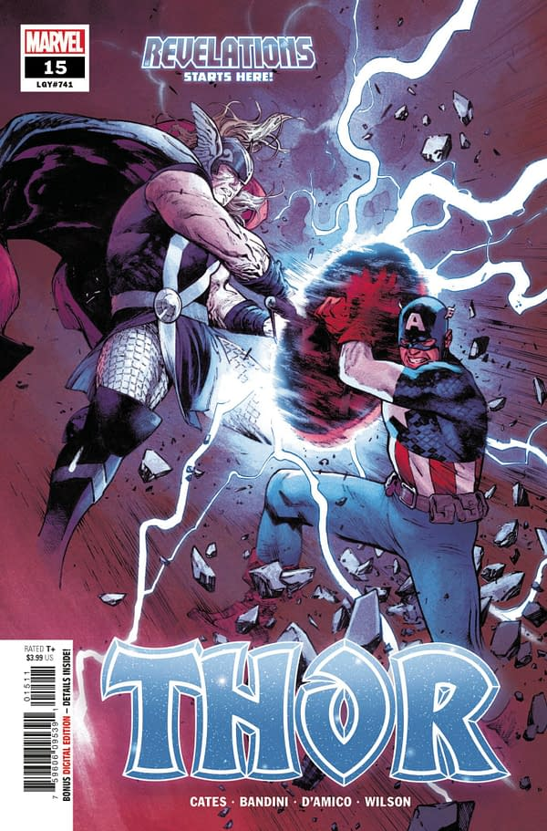 Cover image for THOR # 15