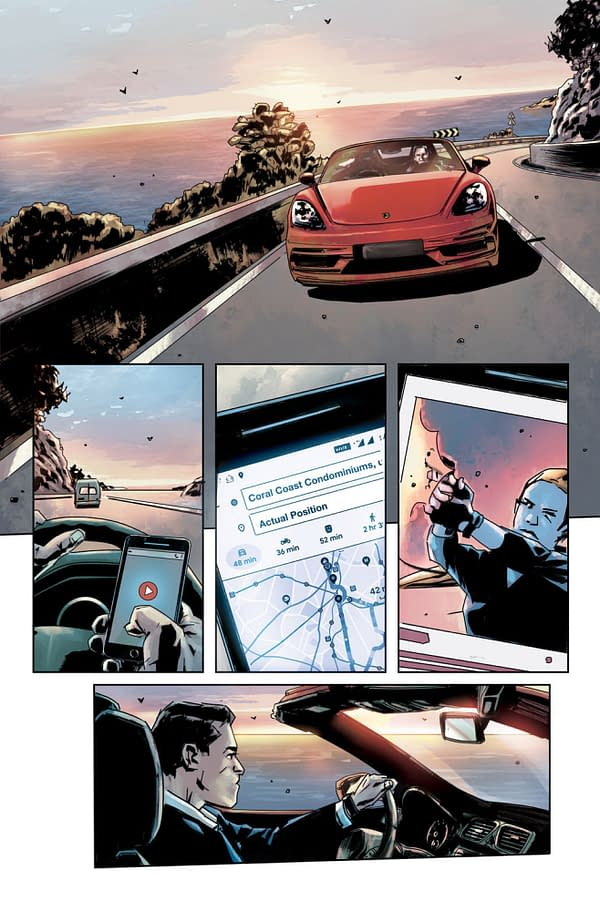 Dynamite To Publish James Bond Comic About Sex-Trafficking In October