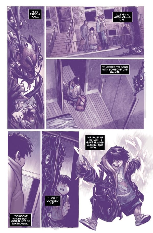 STRANGE ACADEMY Interior Overview Page # 12