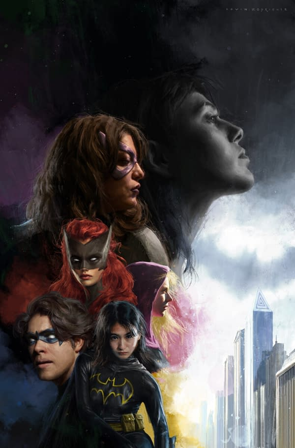 Shadows Of The Bat, 12-Week DC Event, Launches In January 2022