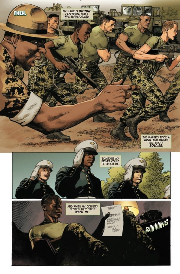 Interior preview page from GAMMA FLIGHT #4 (OF 5)
