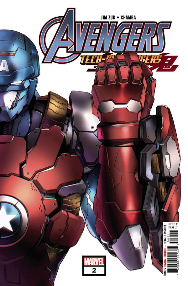 Cover image for AVENGERS TECH-ON #2 (OF 6)