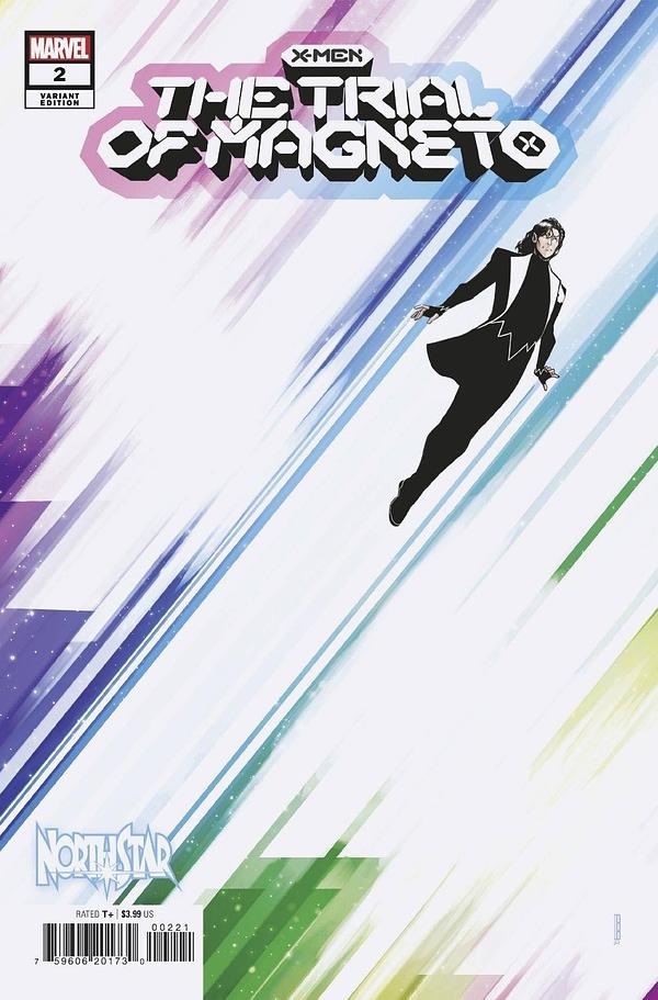 Cover image for X-MEN TRIAL OF MAGNETO #2 (OF 5) BALDEON VAR