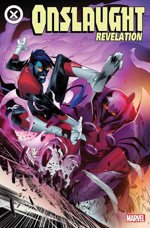 Cover image for X-MEN ONSLAUGHT REVELATION #1 VICENTINI VAR