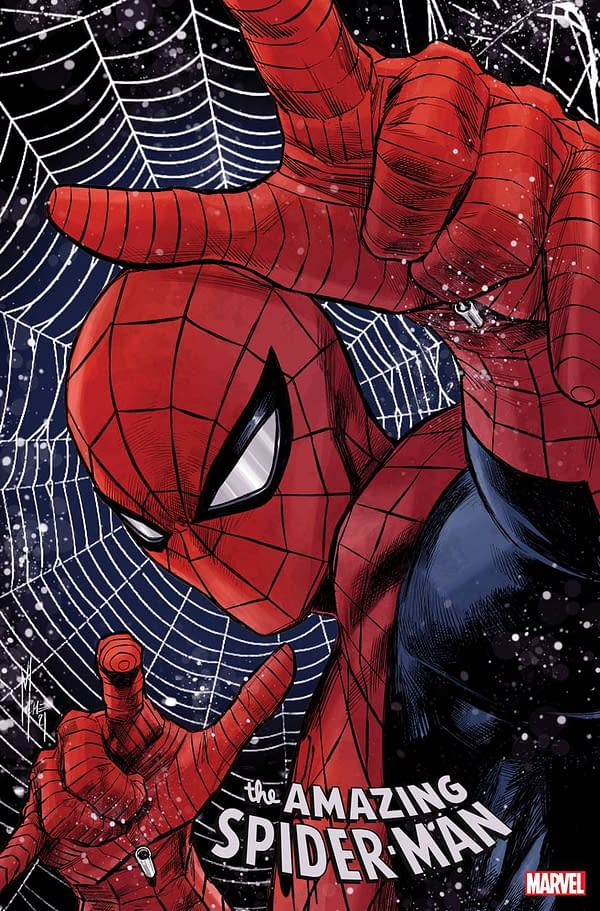 Cover image for AMAZING SPIDER-MAN #74 CHECCHETTO VAR