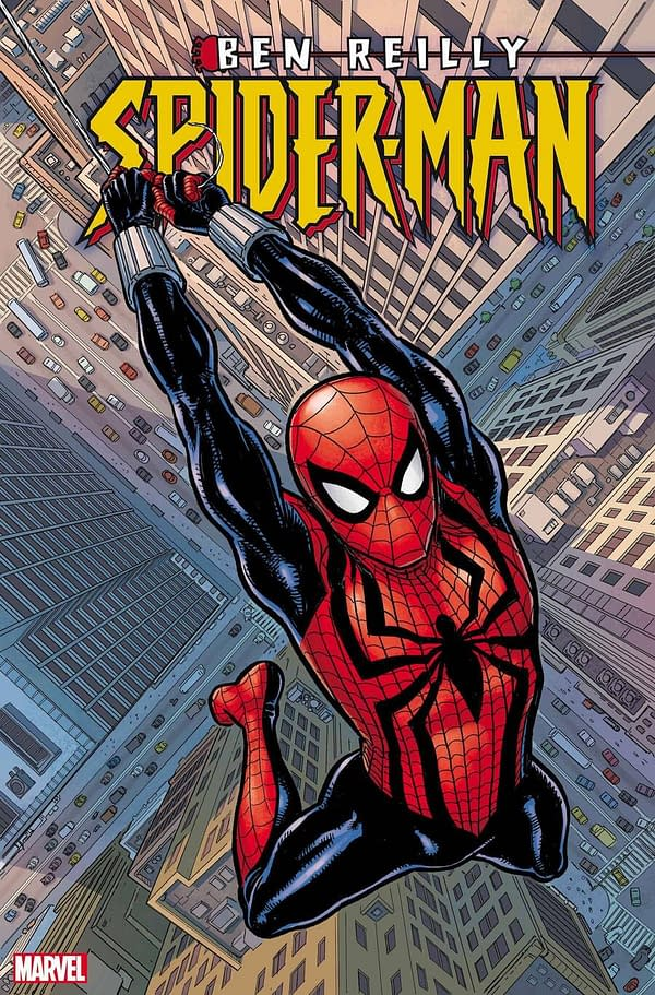 J.M. DeMatteis to Write 90s Continuity Ben Reilly: Spider-Man Comic