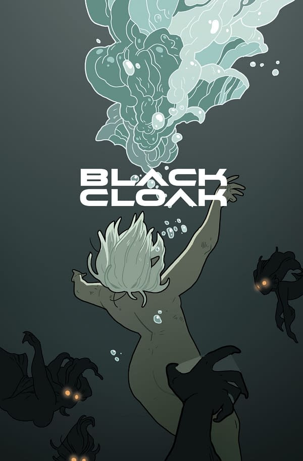 Kelly Thompson Launches Two Substack Comics, Black Cloak and The Cull