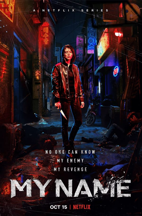 My Name: The Next K-Drama Action Noir to Watch This October
