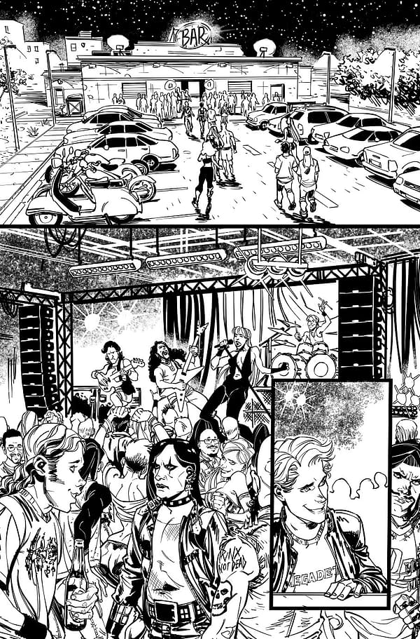 Scott Lobdell & Ariel Medal Launch New Evil Ernie Comic From Dynamite
