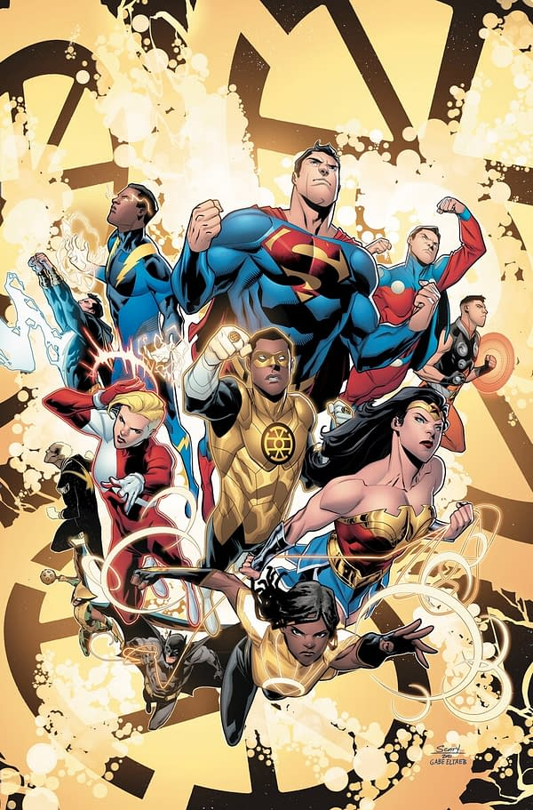 Bendis Pits Justice League vs. The Legion of Super-Heroes in January