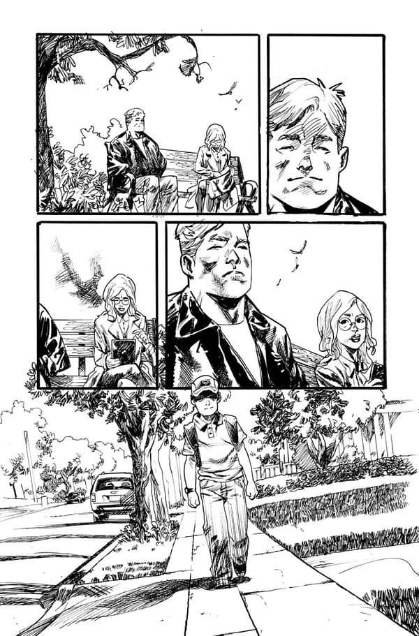 Garth Ennis & Garry Brown Launch Peacemaker From DC Comics