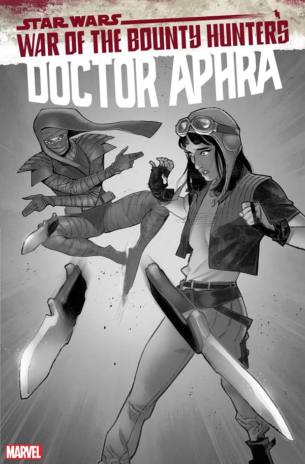 Cover image for STAR WARS DOCTOR APHRA #15 PICHELLI CARBONITE VAR WOBH