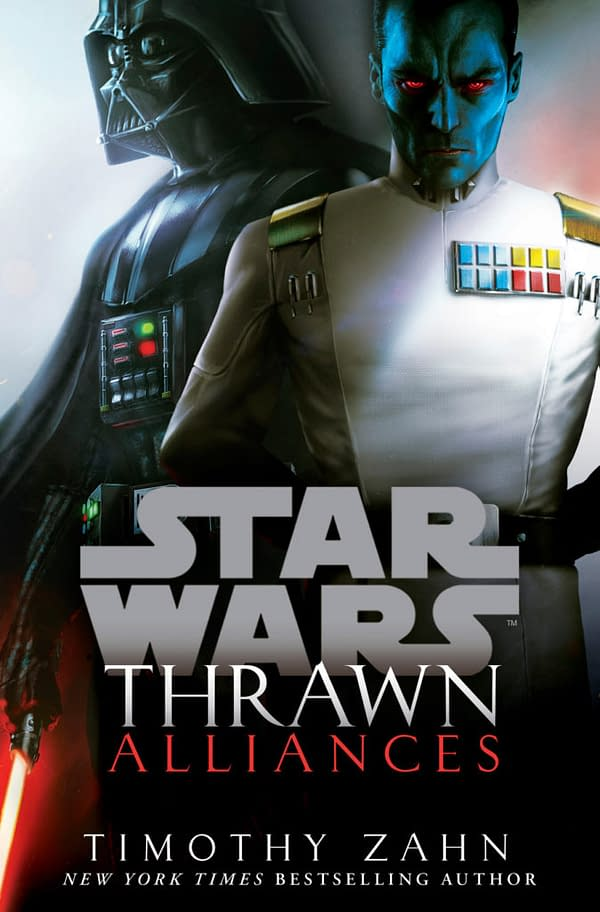 Thrawn Teams Up With Darth Vader In New Star Wars Novel