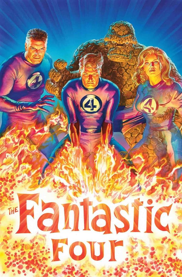 Marvel's Fantastic Four Relaunch by the Numbers