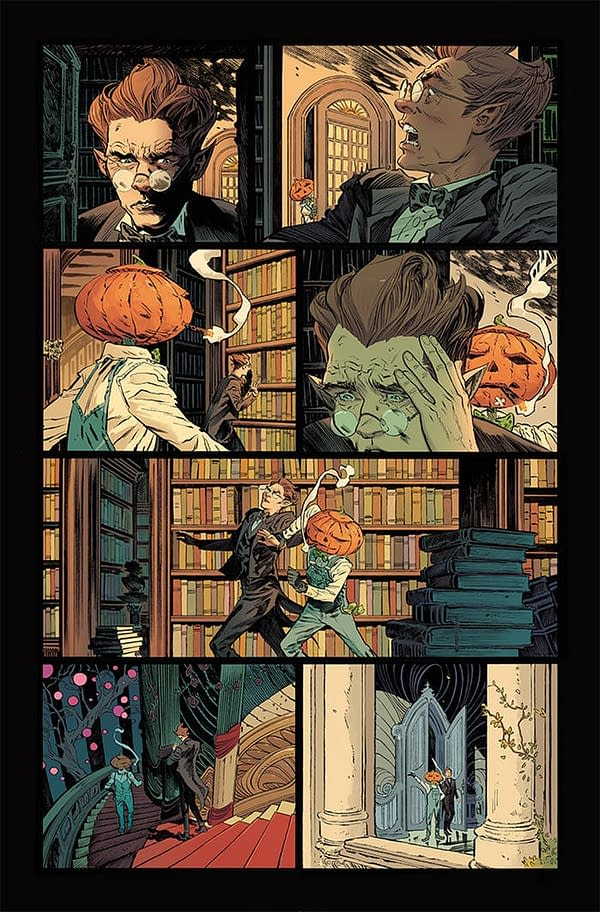 Sandman Universe Series Artists Revealed: Bilquis Evely, Domo Stanton, Max Fiumara, Sebastian Fiumara, Tom Fowler