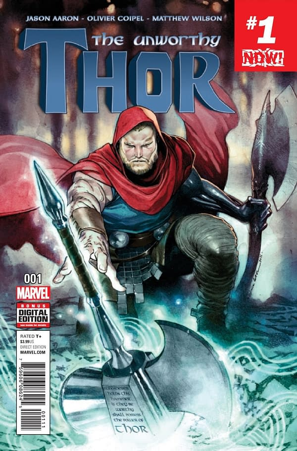 Jason Aaron's 6th Thor #1 Will (Probably) Be His Last