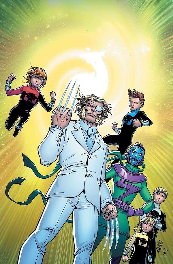 Scott Koblish Replaces Flaviano on Infinity Wars: Infinity Warps #2