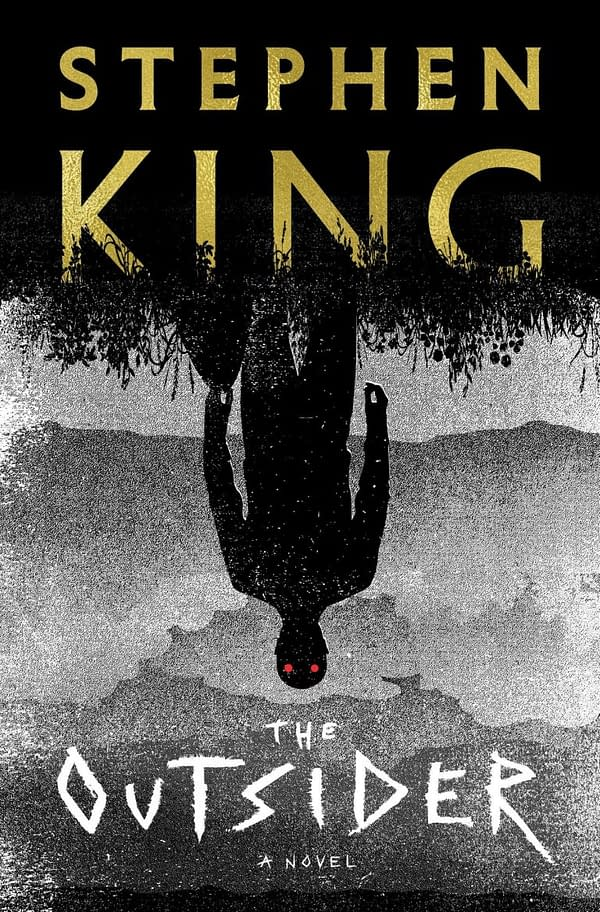 Stephen King The Outsider Cover